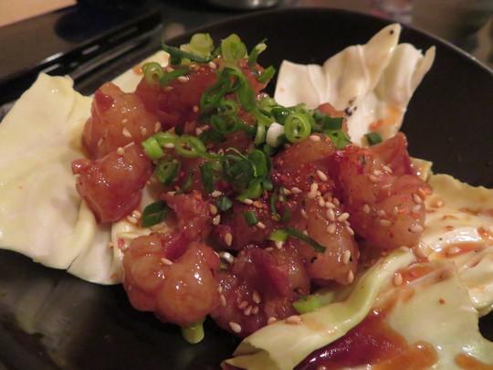 高槻 「東屋(あずまや)」 色々な出汁の種類の博多もつ鍋が頂けます!