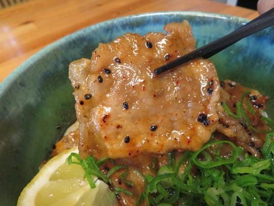 兵庫・丹波篠山 「風輪里(FU.WA.RI)」 食欲が進む豚のしょうが焼きぶっかけとクセになりそうな!