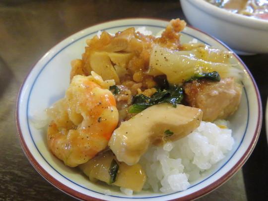 淀川・西中島 「あづま家」 ボリューミーでリーズナブルな中国料理ランチが頂けます!