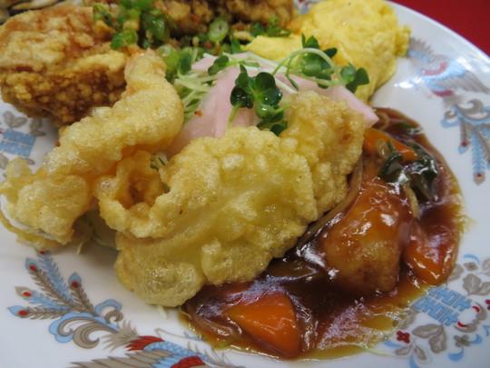 淀川・東三国 「中華料理 若水」 色々頂けてお得な若水定食と餃子で満足!