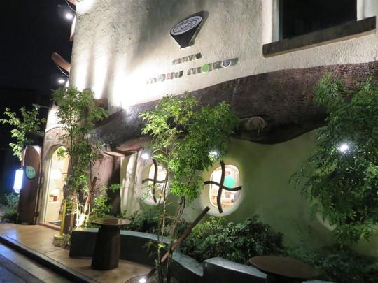 奈良・西大寺 「麺屋mokumoku(モクモク)」 泡立鷄白湯(醤油)唐揚げセットの鷄白湯の旨味が際立ちます!