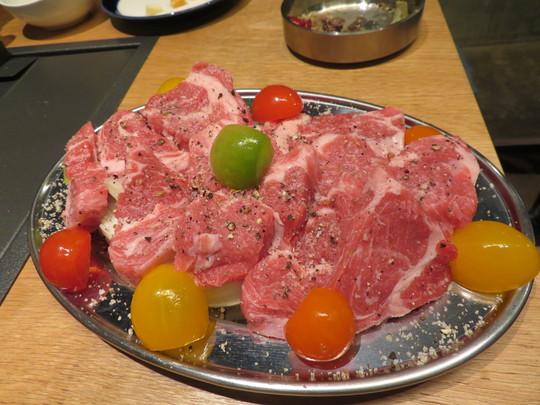 心斎橋 「ラム肉家398」 お気に入りのラム肉家MUUの2号店がオープンしました!