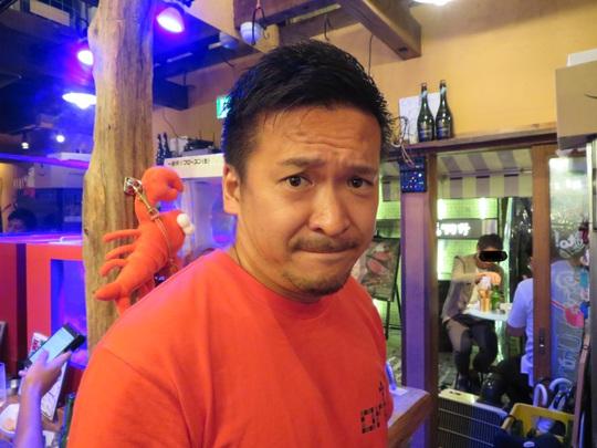 梅田・お初天神裏参道 「orb 裏参道店」 ジョーのラストに参戦してきました!