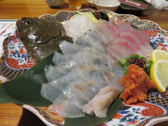 八尾 「魚小屋 よしき」 粋のいい新鮮な海鮮が頂けます!