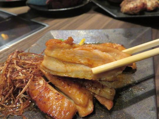 梅田・阪急17番街 「いちばん地鶏」 2時間とり焼き・とり鍋食べ放題!