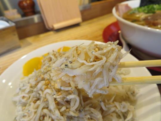 なんば 「讃岐ラーメン 浜堂(はまんど)大阪本店」 香川から出店された煮干しの中華そば!