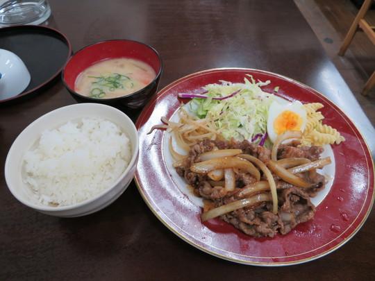 四ツ橋・新町 「すえひろ」 夜が居酒屋のお店でお得な日替わりランチ!