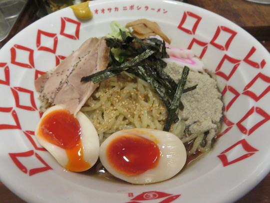 中央・本町 「煮干しらーめん 玉五郎 本町店」 煮干しがカツンと効いた冷やし中華が旨い!