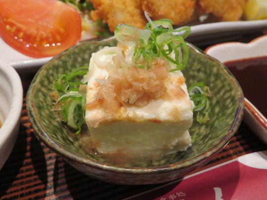 神戸・住吉 「民芸居酒屋お食事処 ふ志多(ふじた)」 丁寧に作られるヘレカツ定食を頂けます!