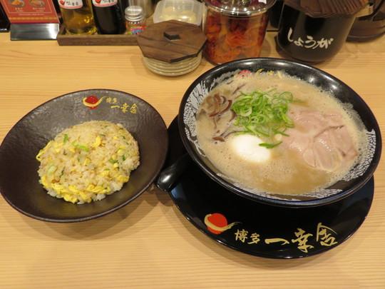 福島 「博多一幸舎」 本場博多の味がそのまま大阪で頂けます!