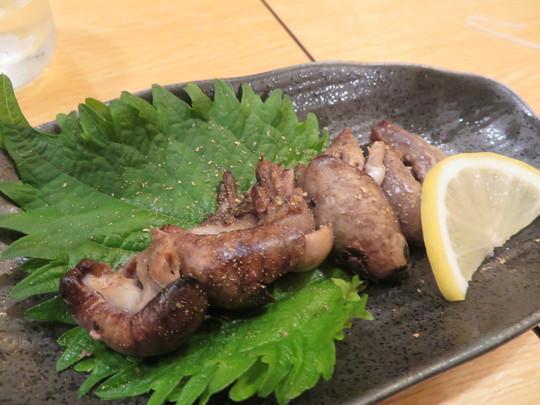 梅田・堂山 「すし 一心」 とても楽しい仲間とワイワイお寿司を頂きました!