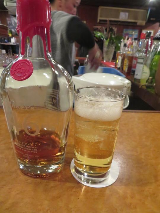梅田・お初天神通 「ローレンス」 飲み直しに一杯頂きました!