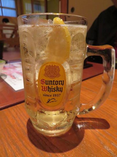 なんば 「竜田屋」 居酒屋のお任せコースを頂きました!