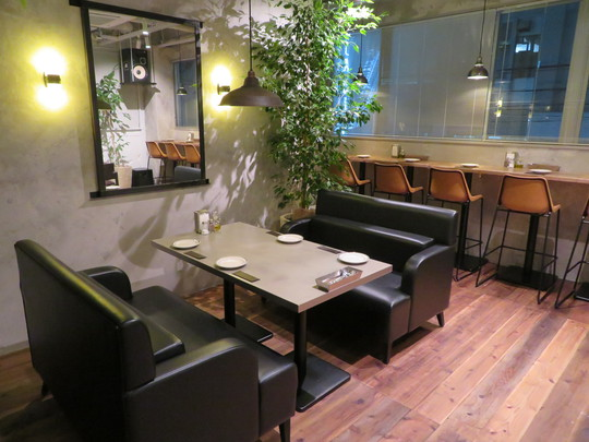 堺筋本町 「A  LA  CIVTTE(アラシベット)」 NYスタイルのビストロで頂く食べやすいソフトジビエ!