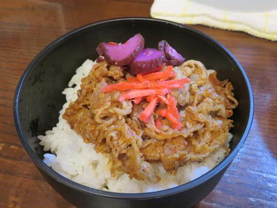 長堀橋・博労町 「焼肉まるしま 心斎橋店」 焼肉店の焼肉定食かボリューミーです!
