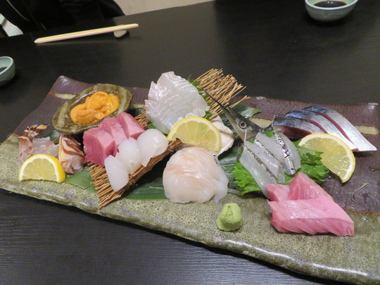 西淀川・塚本 「春団治」 大阪中央卸売市場と明石浦漁港から仕入れる新鮮な地魚が頂けます!