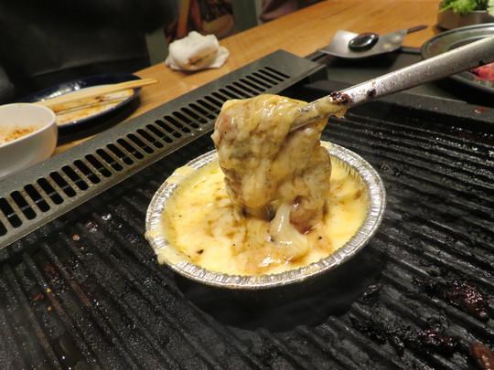 心斎橋 「ラム肉家398」 流行りのラム肉ですがこのお店はクセ無くてメチャクチャ旨い!