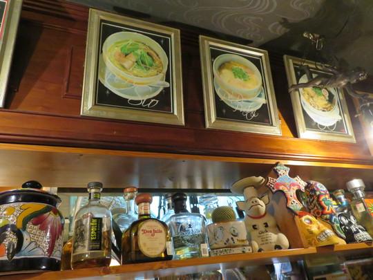 梅田・北新地 「ペペラーメン」 トロトロに煮込まれた夜限定の豚バラ軟骨と豚足のあえそば!