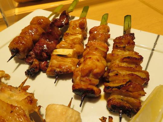 東京・浅草 「花川戸 鮒忠」 焼鳥串焼きと豆腐のバリエーションで晩ご飯を頂きました!