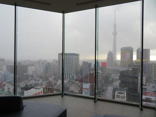 東京・浅草 「ザ・ゲートホテル 雷門」 少しリッチにホテルモーニングを頂きました!