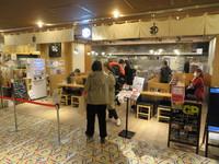 新大阪・新なにわ大食堂 「麺や マルショウ 地下鉄新大阪店」 台湾カレーまぜそばのジャンキーさに酔いしれました!