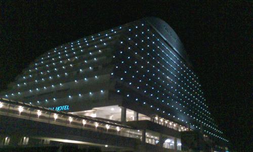 神戸メリケンパークオリエンタルホテルの「サンタモニカの風」