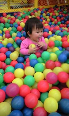 いろんな世代の子供が一緒に遊べる「キッズユーエスランド」