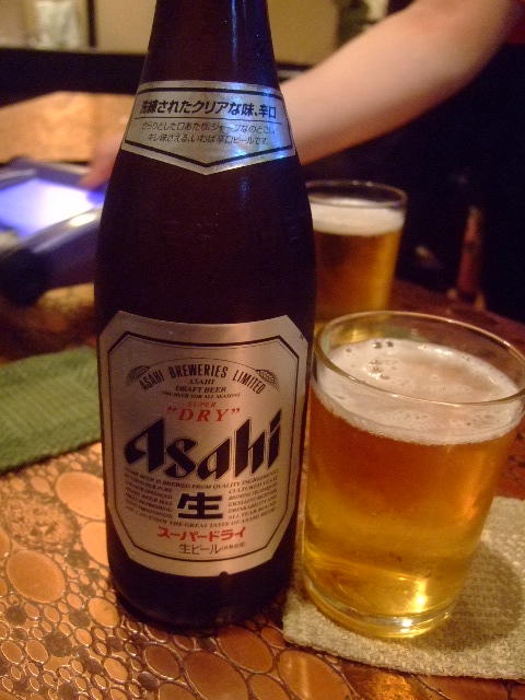 中津 「ロン」 第1回豊崎バル 初日4 カラオケビールセット