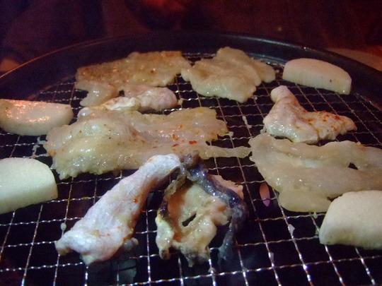 寺田町 「焼の一上」 焼きふぐとてっちりの豪華セット!!!