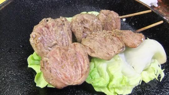 梅田 「角兵衛」 カキフライとホタテフライが旨い焼鳥屋!!!