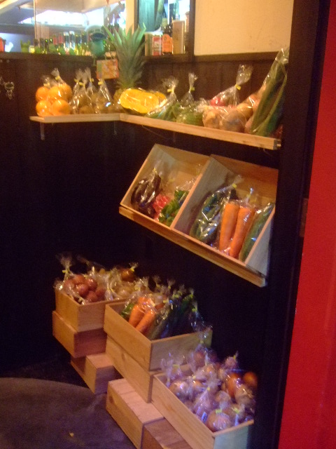 西天満 「かわず」 野菜ソムリエが提供する創作料理の数々!!