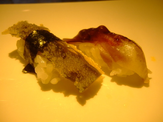 梅田・ヒルトン 「源氏」 ホテルで頂く食べ放題の寿司に舌鼓!