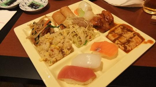 梅田・新阪急ホテル 「オリンピア」 関西うどん新麺会2013