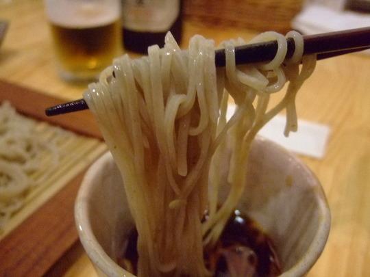 豊中・本町 「酒と蕎麦 こなから」 こだわりの蕎麦がまた旨い