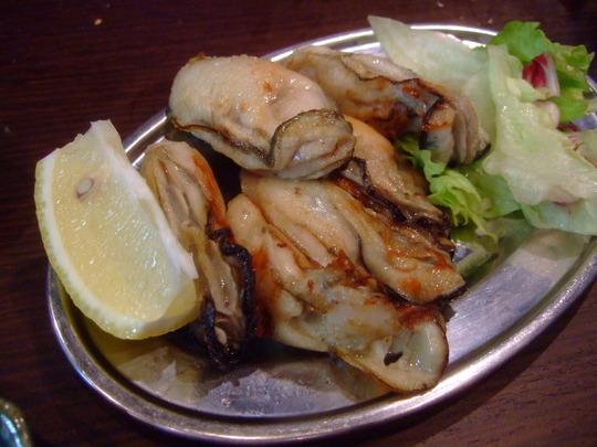 天王寺 「牡蠣やまと」 プリプリ冬牡蠣の新作を頂いてきました