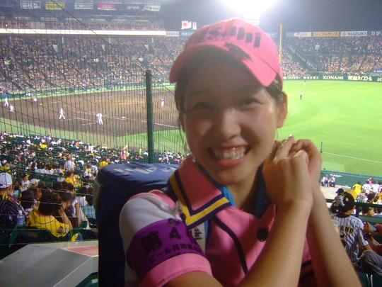 西宮・甲子園球場 「阪神 対 DeNA」 裏首位攻防戦で連敗
