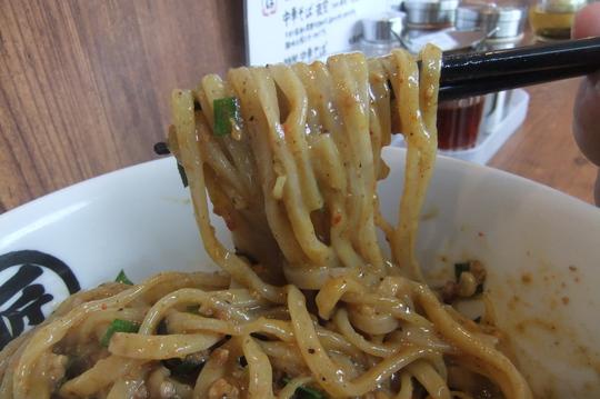 豊中・本町 「麺やマルショウ」 驚愕の旨さ台湾カレーまぜそば