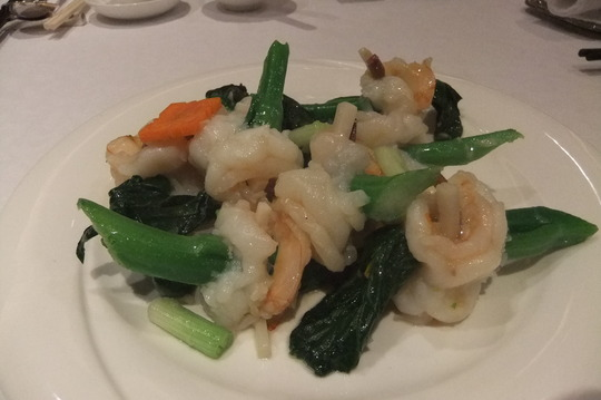 香港珍道中5 「帝苑軒」 香港料理大賞金賞シェフの絶品料理