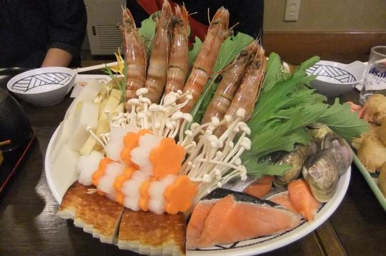 旭区 「うどん蔵十」 出汁が絶品!大将復活うどんすき大宴会!