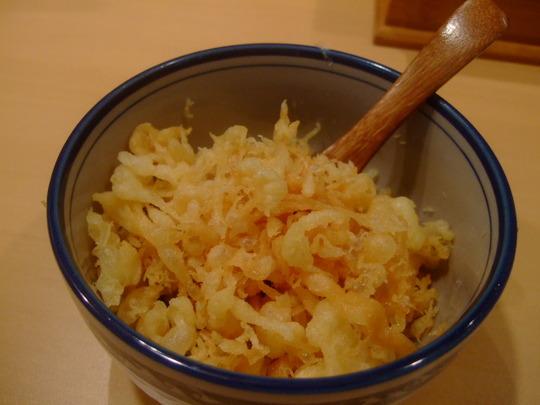 梅田 「梅田 釜たけうどん」梅田の〆も釜たけの麺が食べれます