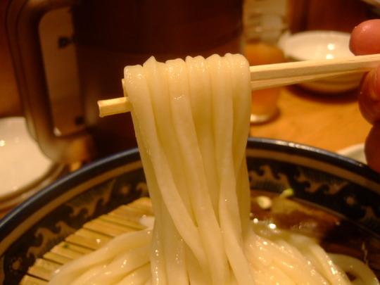 梅田 「釜たけ流 うめだ製麺所」 〆は釜たけのざるうどんで!