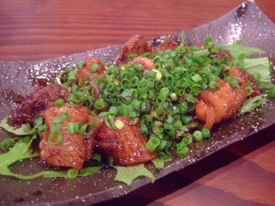 難波 「笹屋」 河内鴨とナムルが旨い鶏屋でセミナーの打上げ!