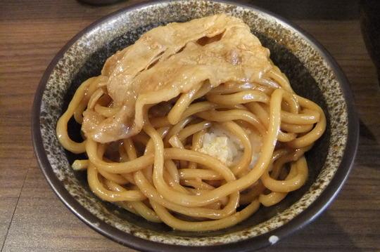 寺田町 「麺屋わっしょい」 大阪好っきゃ麺8 カレーまぜ麺!