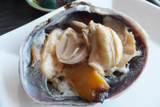 神戸・須磨 「魚魚」 新鮮な海鮮磯焼御膳で海の幸を堪能する!