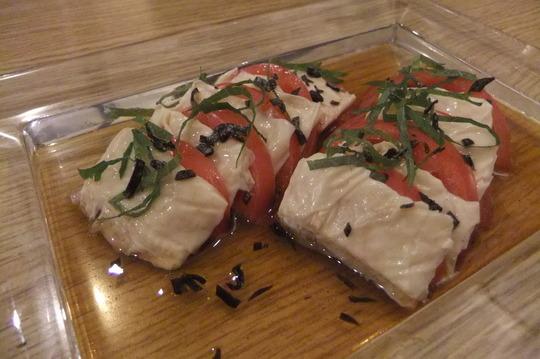 西天満 「かわず」 新作メニューは進化した野菜創作料理です!
