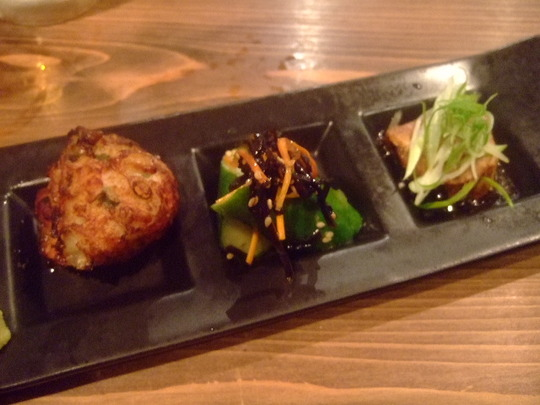 本町・靭公園 「居酒屋 虎丸」 新鮮な魚介や肉、野菜が旨い!