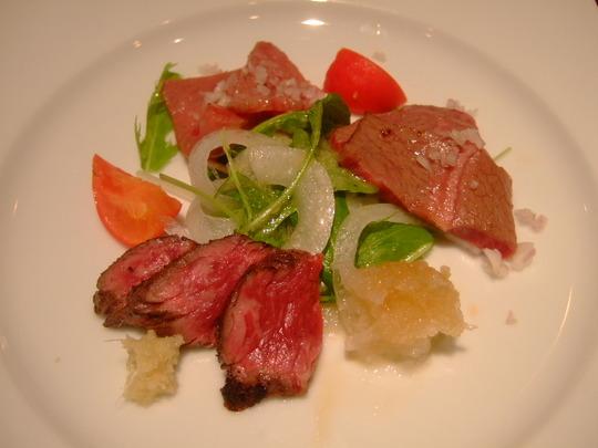 博労町 「スタイリッシュグリルTyu(テュ)」肉三昧のコース