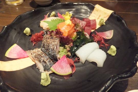 本町 「木温(こはる)」 料理がお値打ちのコースが嬉しい!