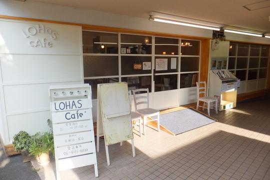 摂津・千里丘 「ロハスカフェ」 広くなり落ち着いて楽しめます