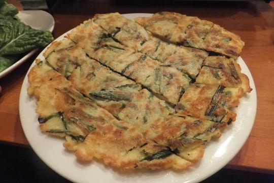 梅田・堂島 「アジャアジャ」 美と健康に韓国料理をどうぞ!!